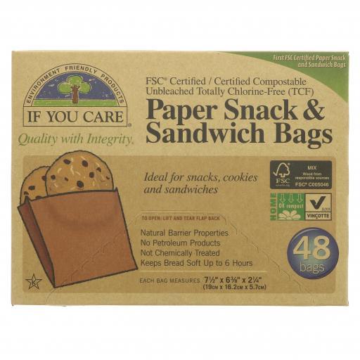 Sandwich Bags 48BAGS