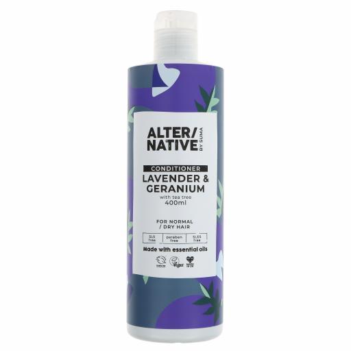 Conditioner Lavender & Geranium 400ML