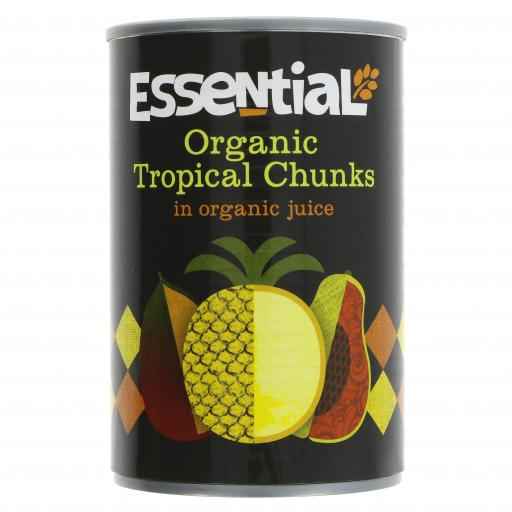 Organic Tropical Fruits in Juice - 400G
