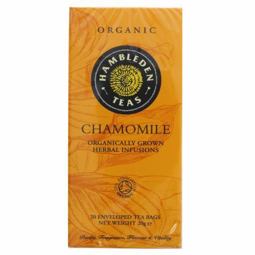 Organic Chamomile Tea - 20
