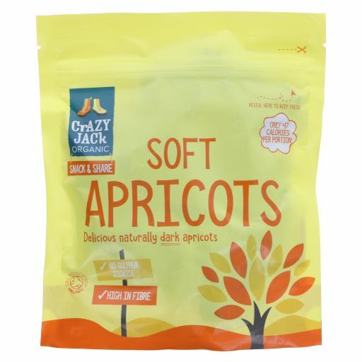 Soft Apricots Snack