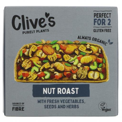 Organic Nut Roast - 280G