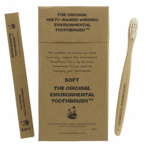 Environmental Toothbrush Soft