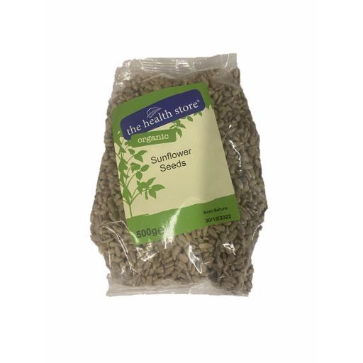 Organic Sunflower Seeds - 500G