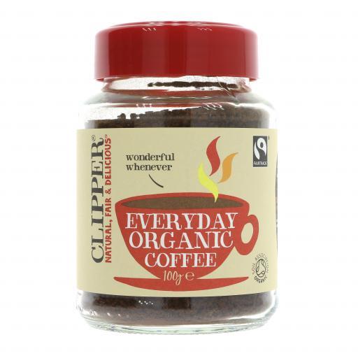 Organic Everyday Instant Coffee - 100G