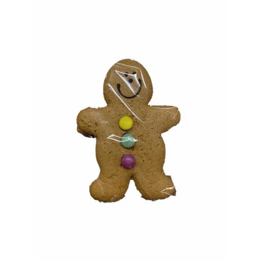 Vegan Gingerbread Man - 50G
