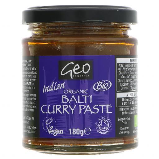 Organic Balti Paste OG - 180G
