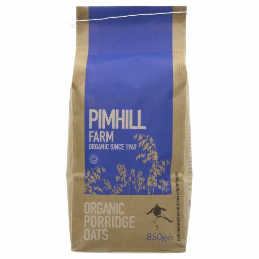 Organic Porridge Oats - 850G