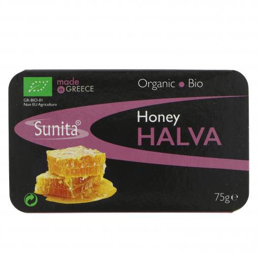 Organic Honey Halva - 75G