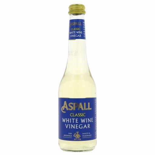 Organic White Wine Vinegar - 350ML
