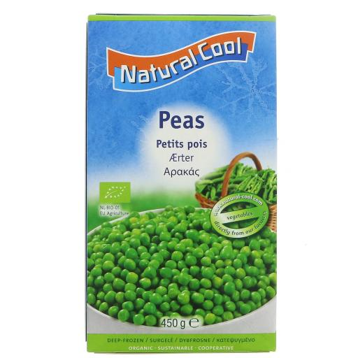 Organic Frozen Peas - 450G