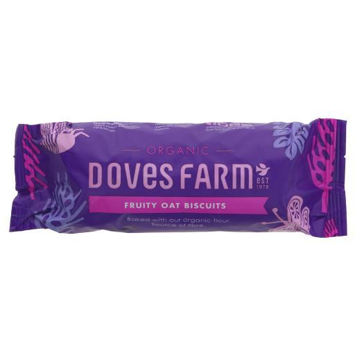 Organic Fruity Oat Digestives - 200G