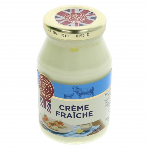 Natural Creme Fraiche - 170G