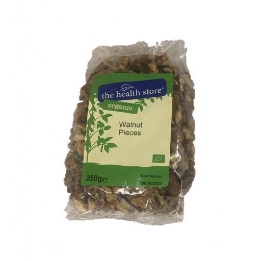 Organic Walnut Piece - 250G