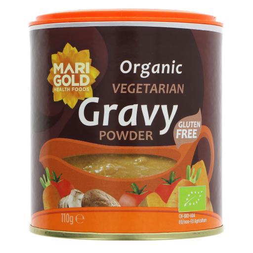 Gravy Powder - Organic - 110G