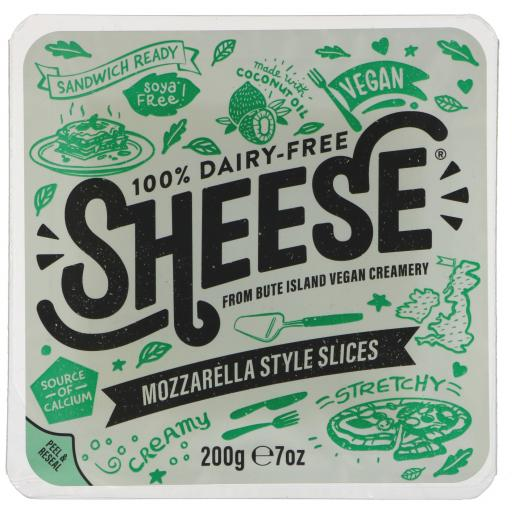 Mozzarella Style Slices - 200G