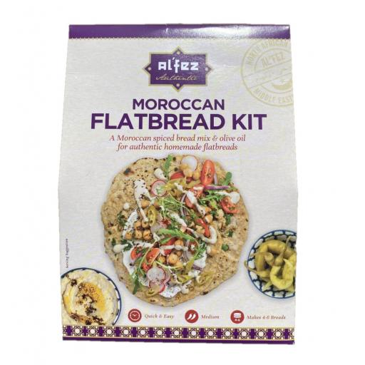 Moroccan Flatbread Kit - 245G