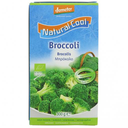 Organic Broccoli - 300G