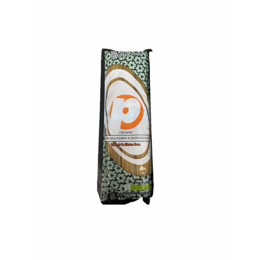 Organic Pumpkin Ginger & Rice Noodles - 250G