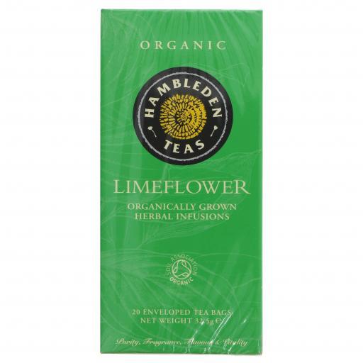 Organic Lime Flower Tea - 20