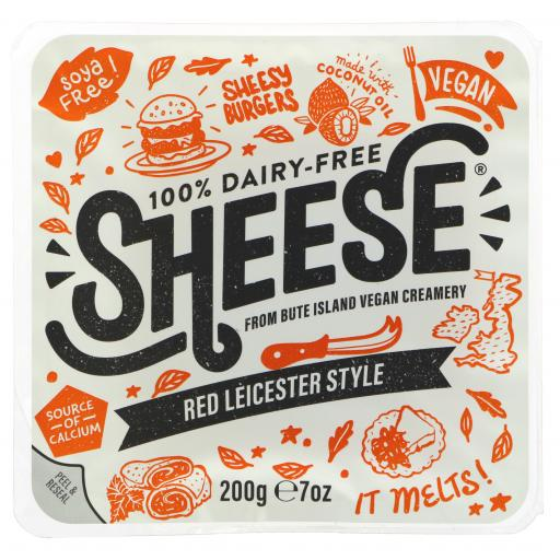 Red Leicester Block - 200G