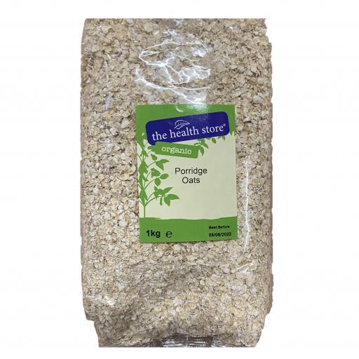 Organic Oats Porridge - 1KG