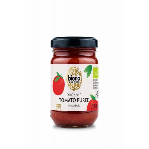 Organic Tomato Puree - 200G