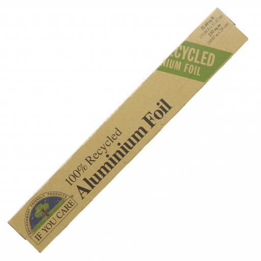 Recycled Aluminium Foil - 100%