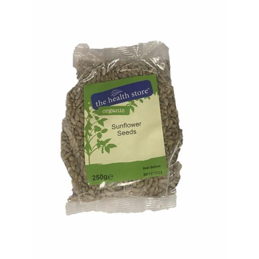 Organic Sunflower Seeds - 250G