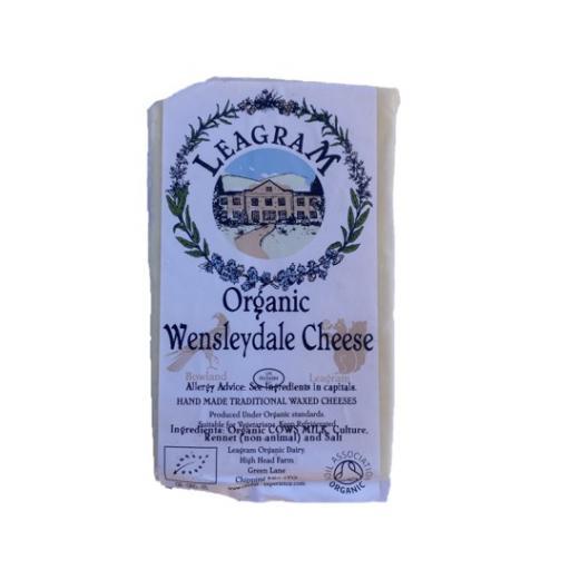 Organic Wensleydale