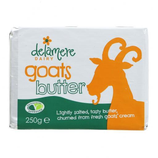 Goats Butter - 250G