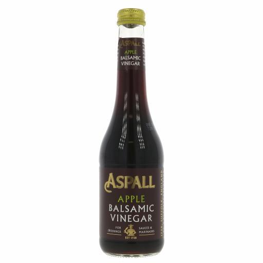 Organic Apple Balsamic Vinegar - 350ML