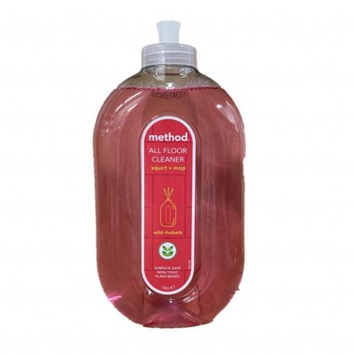 Rhubarb Floor Cleaner 739ml