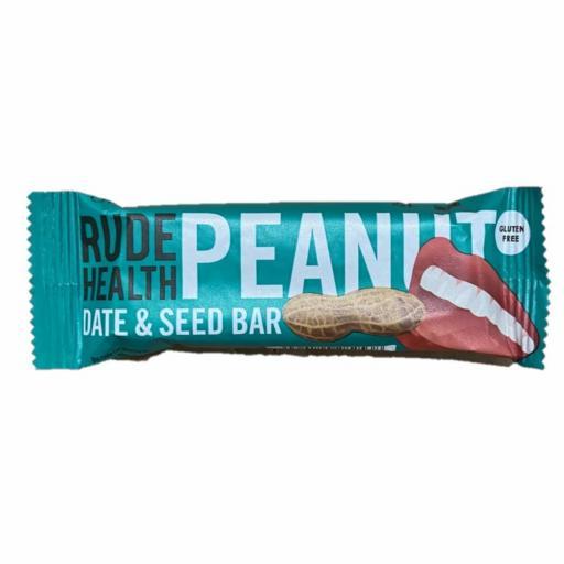 Peanut & Date & Seed Bar - 35G