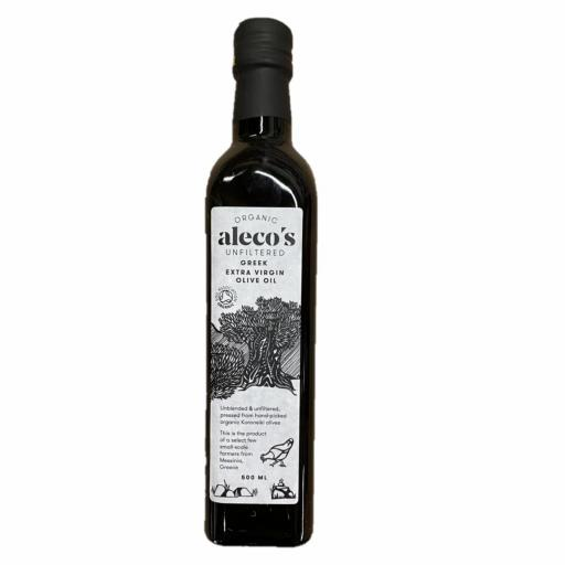 Aleco olive oil - 500ML