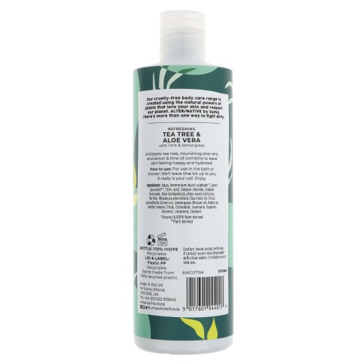 Alter native - Tea Tree&Aloe Body Wash 2.jpg
