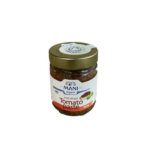 Organic Sun-Dried Tomato Paste - 180G
