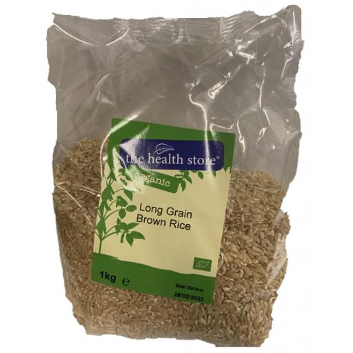 Organic Rice - 1KG