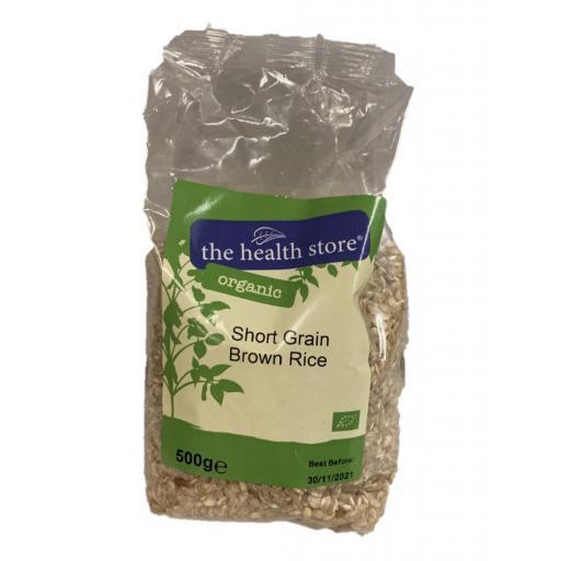 Organic Rice Short Grain - 500G