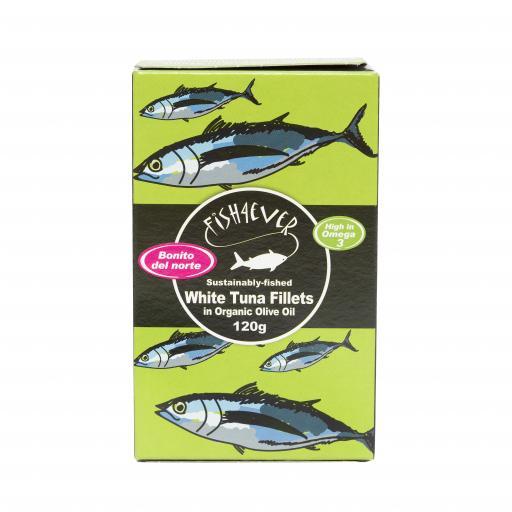 White Tuna in Olive Oil - 120G