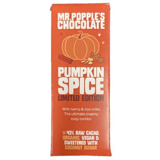 Pumpkin Spice Chocolate 35g