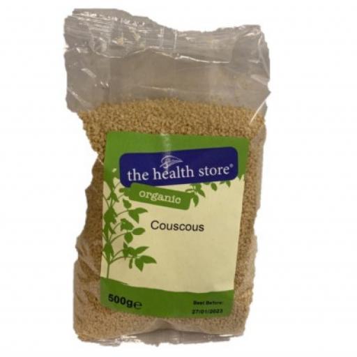 Organic Couscous - 500G