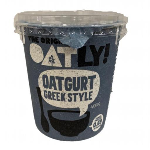 Oatgurt Greek Style 400g