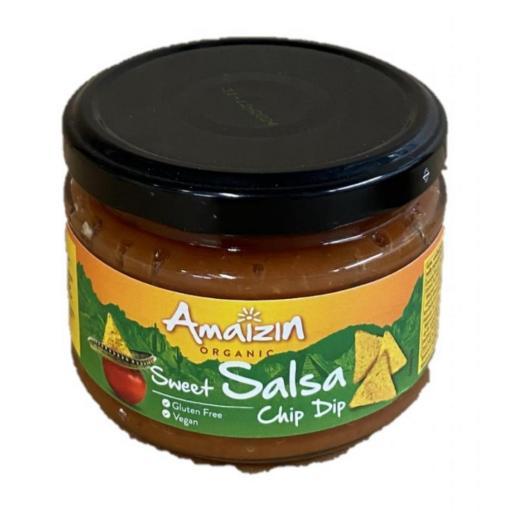 Organic Sweet Salsa Dip - 260G