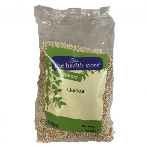 Organic Quinoa - 500G