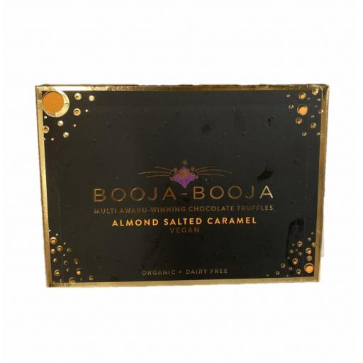 Organic Almond Caramel Truffle 92G